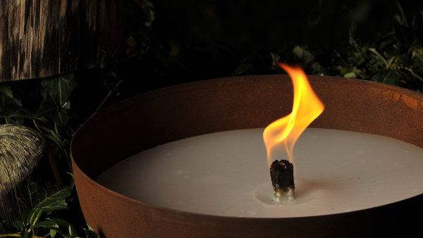 Outdoor Kerzen.Unsere Kerzen Schwabenfire